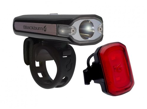 Blackburn Central 200 Front + Click USB Rear Light Set