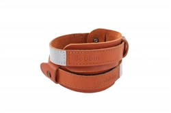 Bobbin Leather Trouser Bands