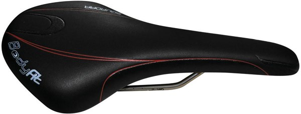 Body Fit Squadra Road Performance Saddle