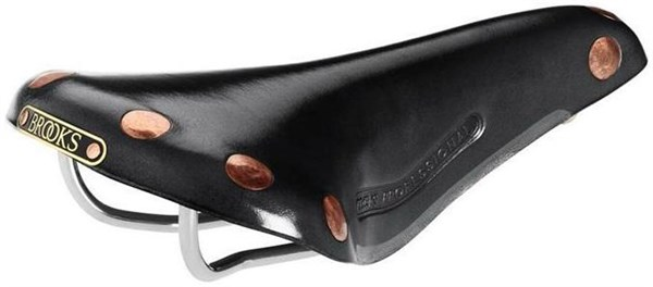 Brooks Team Pro Chrome Saddle