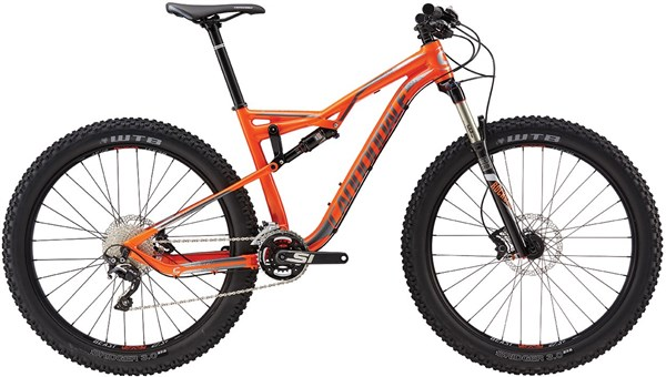 "Cannondale Bad Habit 2 27.5"" Mountain Bike 2017 - Full Suspension MTB"