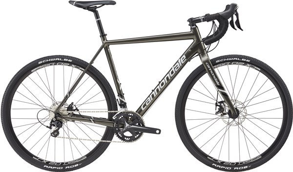 Cannondale CAADX 105 2017 - Cyclocross Bike