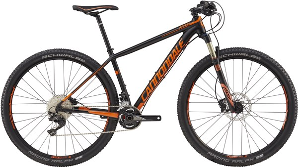 Cannondale F-Si 2 Mountain Bike 2017 - Hardtail MTB