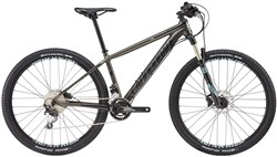 "Cannondale F-Si Womens 2 27.5""  Mountain Bike 2017 - Hardtail MTB"