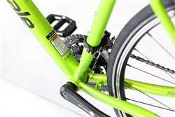 Cannondale Quick 4 2018 Rear Mounts
