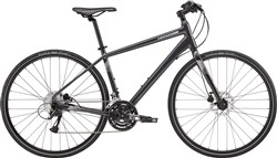 Cannondale Quick 5 Disc 2017 - Hybrid Sports Bike