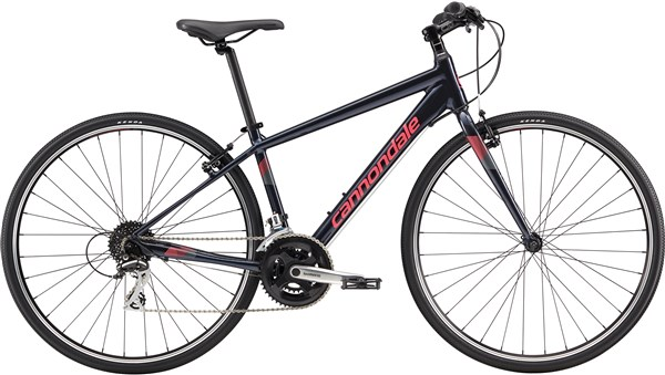 Cannondale Quick 7 Womens 2017 - Hybrid Sports Bike
