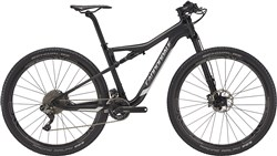 Cannondale Scalpel-Si Black Inc. 29er  Mountain Bike 2017 - XC Full Suspension MTB