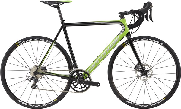Cannondale SuperSix EVO Hi-MOD Disc Ultegra 2017 - Road Bike
