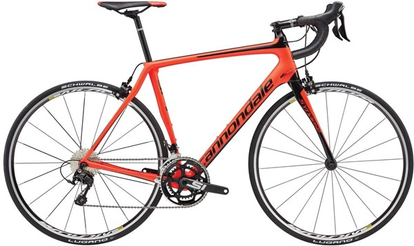 Cannondale Synapse Carbon 105 5 2017 - Road Bike