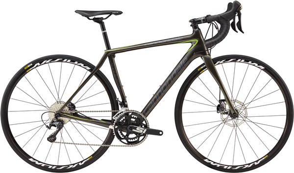 Cannondale Synapse Carbon Disc Womens Ultegra 2017 - Road Bike