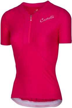 Castelli Bellissima Womens Short Sleeve Cycling Jersey SS17