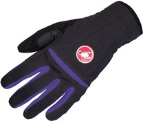 Castelli Cromo Womens Long Finger Cycling Gloves AW16