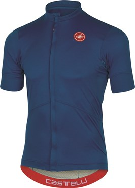 Castelli Imprevisto Nano Short Sleeve Cycling Jersey With Full Zip SS17