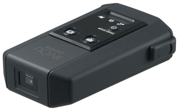 Cateye Inou Camera With GPS Logger