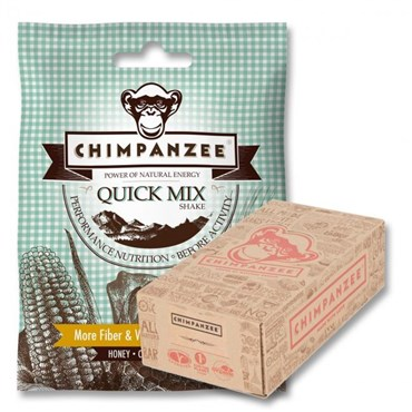 Chimpanzee Quick Mix - Nutrition - Before Activity Shake - 42g x Box of 15