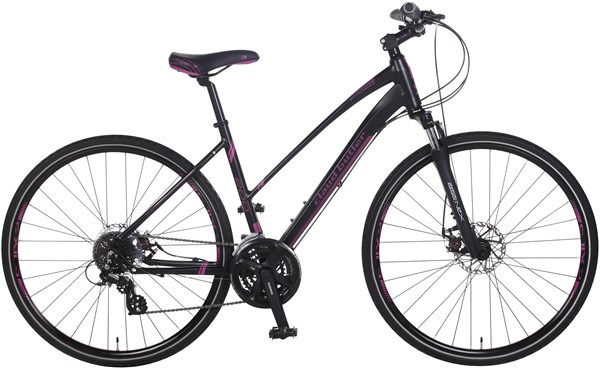 Claud Butler Explorer 200 Womens 2017 - Hybrid Sports Bike