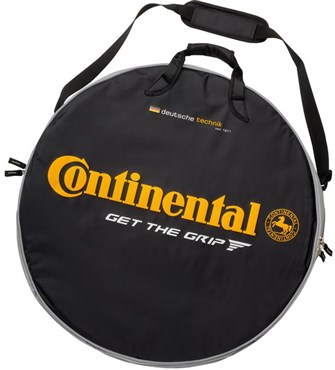 Continental Double Wheel Bag