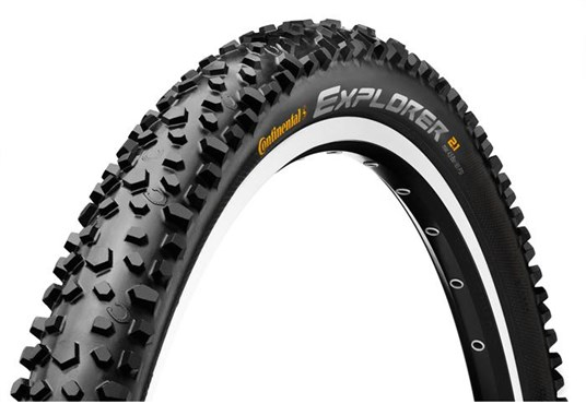 Continental Explorer 20 inch MTB Off Road Tyre