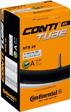 Continental MTB Downhill 26 inch Schrader Inner Tube