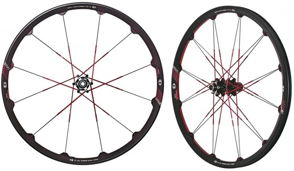 Crank Brothers Opium DH 26 inch MTB Wheelset
