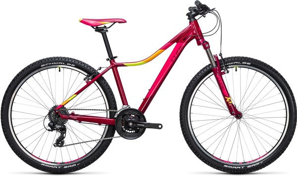 Cube Access WLS 29er Womens Mountain Bike 2017 - Hardtail MTB