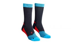 Cube Action Cycling Socks