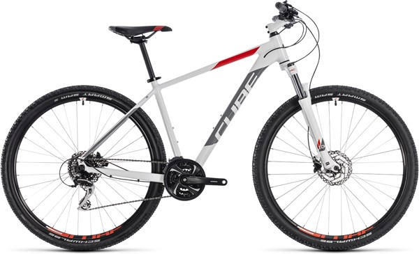 Buy Cube Aim Race 29er Mountain Bike 2018 Hardtail Mtb At Tredz