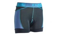 Cube All Mountain WLS Womens Cycling Inner Hot Pants