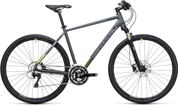 Cube Cross Pro  2017 - Hybrid Sports Bike