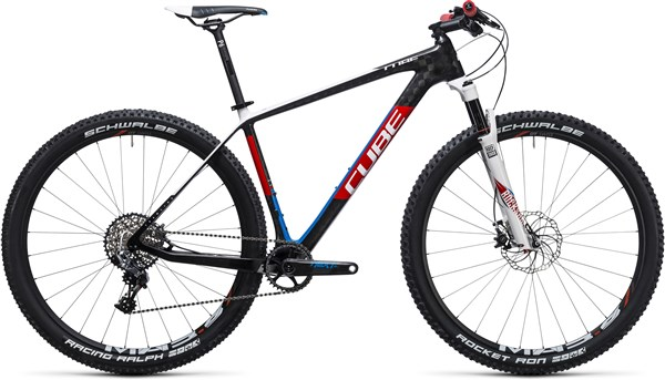 Cube Elite C:68 SL   29er  Mountain Bike 2017 - Hardtail MTB