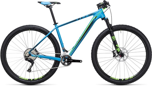 Cube Ltd SL 29er  Mountain Bike 2017 - Hardtail MTB