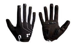 Cube Natural Fit Long Finger Cycling Gloves