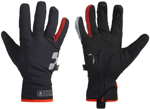 Cube Natural Fit X-Shell Long Finger Cycling Gloves