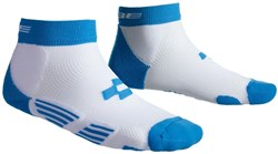 Cube Race Cut Socks