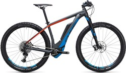 "Cube Reaction Hybrid HPA Eagle 500 27.5""  2017 - Electric Bike"
