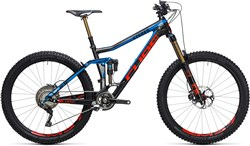 "Cube Stereo 160 C:68 Action Team 27.5""  Mountain Bike 2017 - Enduro Full Suspension MTB"