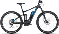 Cube Stereo Hybrid 120 EXC 500 29er 2018 - Electric Trail Mountain Bike