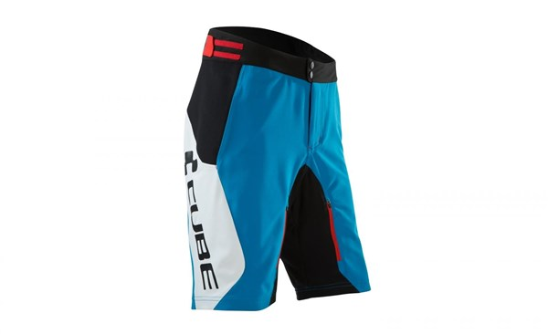 Cube Teamline Baggy Cycling Shorts