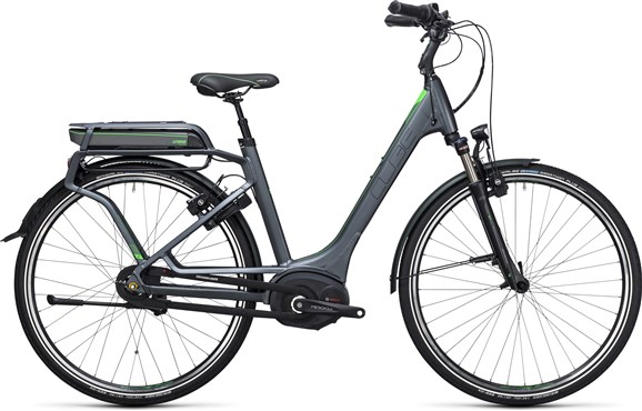 Cube Travel Hybrid Pro 400  Easy Entry  2017 - Electric Bike