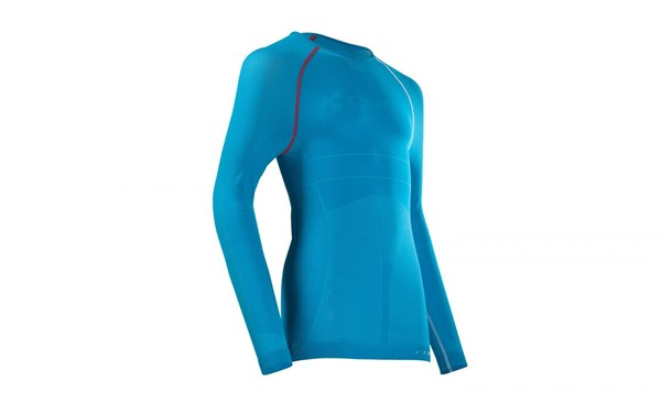 Cube Undershirt Functional Teamline Long Sleeve Cycling Base Layer