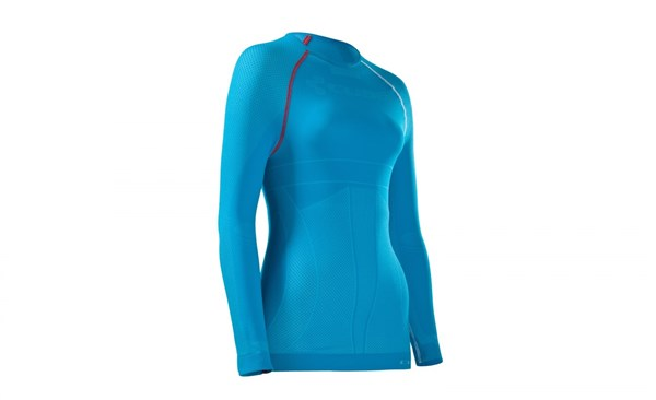 Cube Undershirt Functional Teamline WLS Womens Long Sleeve Cycling Base Layer