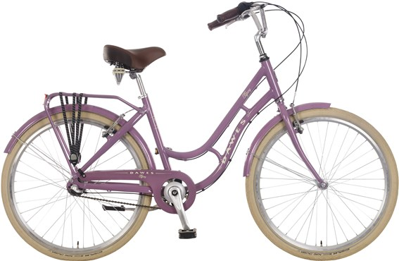 Dawes Tiffany Womens 2016 - Hybrid Classic Bike