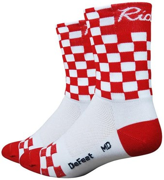 Defeet Aireator Checkmate Socks