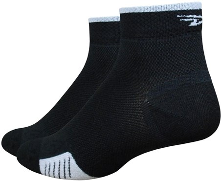 "Defeet Cyclismo 1"" Socks"