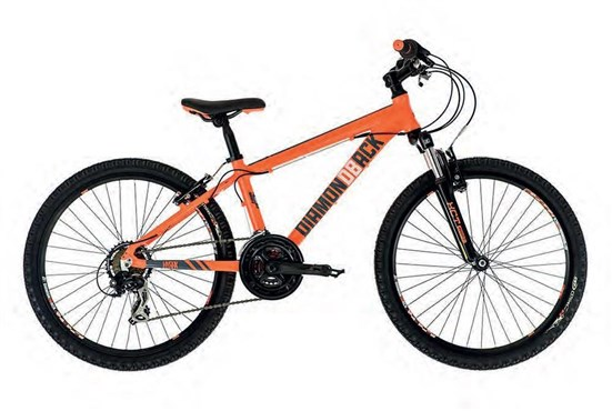 DiamondBack Hyrax 24 HT Boys 24W 2017 - Junior Bike