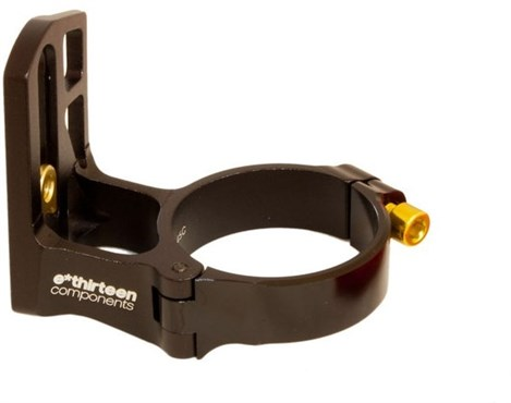 E-Thirteen XCX Clamp Low Mount Backplate