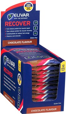 Elivar Recover Post-Training Energy and Protein Powder Drink - 900g Tub