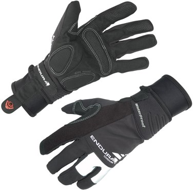 Endura Deluge Long Fingered Cycling Gloves SS16