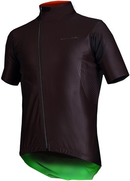 Endura Equipe Classics Windproof Short Sleeve Cycling Jersey SS16